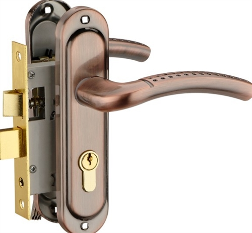 قفل و دستگیره